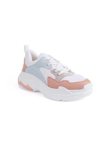Tripy Sneakers Pudra